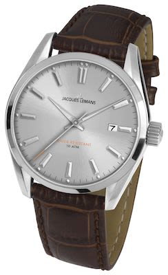 J.L. Gent's Classic Derby Watch