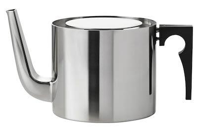 AJ Tea jug 1,25 l - steel
