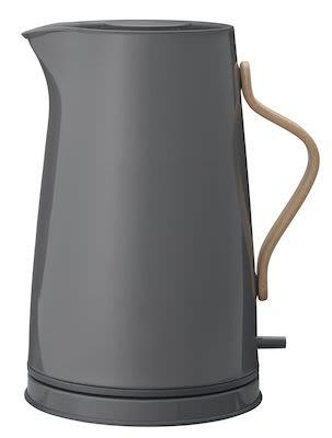EMMA Electric kettle 1,2 l. gray