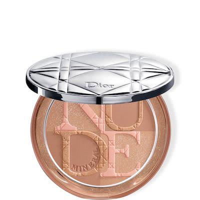 Diorskin Mineral Nude Bronze Healthy Glow Bronzing Powder N°002 Soft Sunlight 10 g