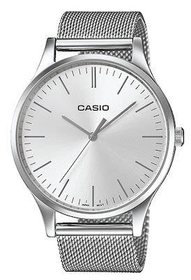 Casio Collection Unisex Silver Watch