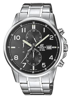 Casio Edifice Gent's Silver Watch