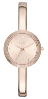 DKNY Ladies' Murray Rose Gold Watch