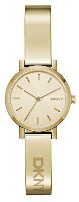 DKNY Ladies' Soho Gold Watch