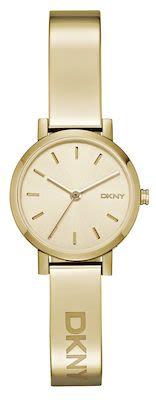 DKNY Ladies' Soho Gold Watch