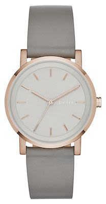 DKNY Ladies' Soho Rose Gold Watch