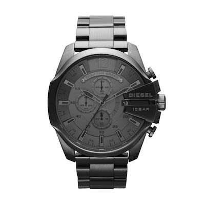 Diesel Gent's Chief Series Stainless Steel Watch