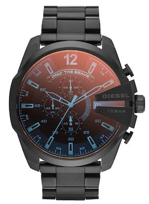 Diesel Gent's Diesel Chief Series Black Watch