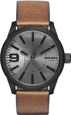Diesel Gent's Rasp Black Watch