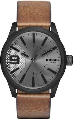 Diesel Gent's Rasp Black Watch