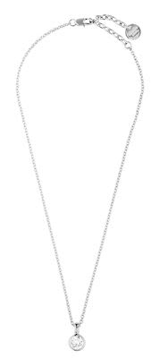 Dyrberg Kern Ladies' Solitaire Steel Necklace