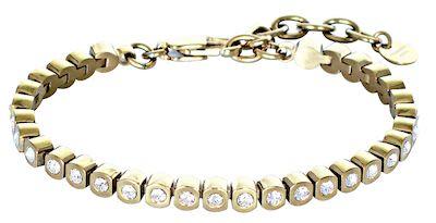 Dyrberg Kern Ladies' Cony Gold Bracelet