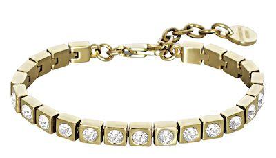Dyrberg Kern Ladies' Cone Gold Bracelet