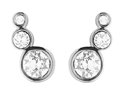Dyrberg Kern Ladies' Silver Earring