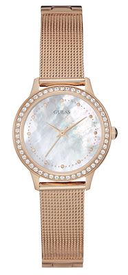 Guess Ladies' Rose Gold Watch