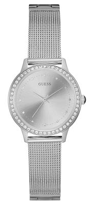 Guess Ladies' Silver Watch