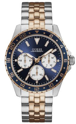 Guess Gent's Silver Watch