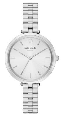 Kate Spade Ladies' Holland Silver Watch