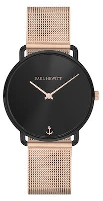 Paul Hewitt Ladies' Miss Ocean Line Rose Gold Watch
