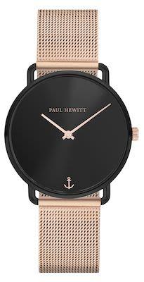 Paul Hewitt Ladies' Miss Ocean Line Rose Gold Watch