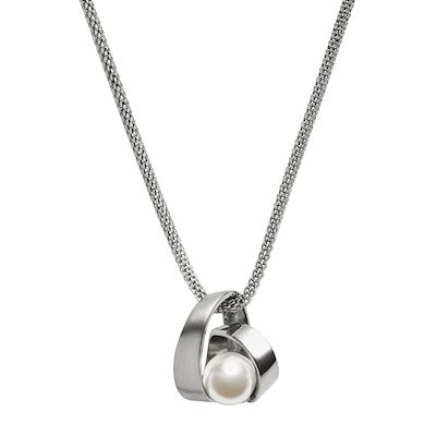 Skagen Ladies' Agnethe Silver Necklace