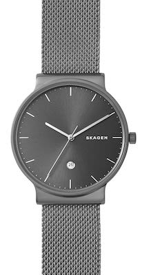 Skagen Ladies' Ancher Silver Watch