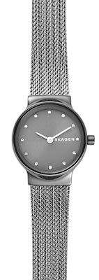 Skagen Ladies' Freja Gunmetal Watch