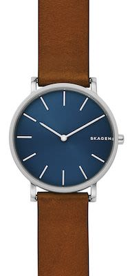 Skagen Gent's Hagen Silver Watch