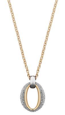 Swarovski Cirklet Necklace
