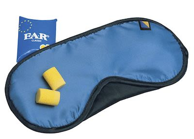 Travel Blue Unisex Eye Mask & Ear plugs
