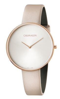 Calvin Klein Ladies' Fullmoon Watch Rose Gold