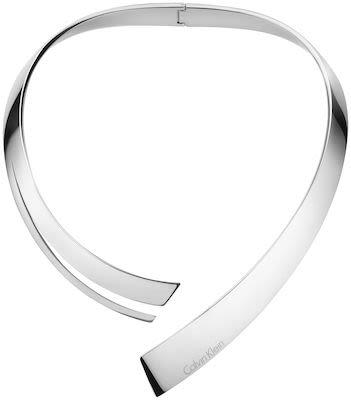 Calvin Klein Ladies' Beyond Necklace Silver