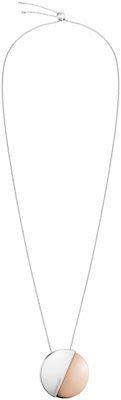 Calvin Klein Ladies' Spicy Necklace Silver
