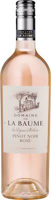 Domaine de la Baume Pinot Noir Rosé IGP Pays d'Oc 75 cl. - Alc. 13% Vol.