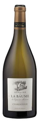 Domaine de la Baume Chardonnay Pays d'Oc 75 cl. - Alc. 14,5% Vol.