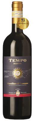 2011 Tempo Terre Di Talamo Riserva 75 cl - Alc. 14% Vol.