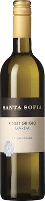 Santa Sofia Pinot Grigio 75 cl - Alc. 12,5% Vol.
