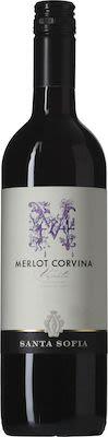 Santa Sofia Merlot/Corvina 75 cl. - Alc. 13% Vol.