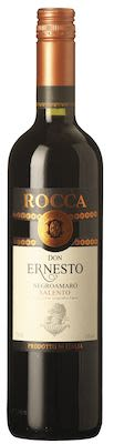 Rocca Don Ernesto Negroamaro Salento 75 cl. - Alc. 13% Vol.