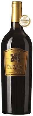 Torridoro Primitivo di Manduria 75 cl. - Alc. 14,5% Vol.