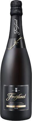 Freixenet Cordon Negro Brut 75 cl - Alc. 11,5% Vol.