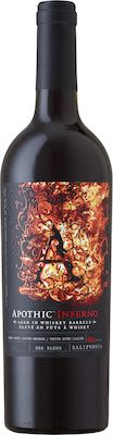 Apothic Inferno 75 cl. - Alc. 16% Vol.