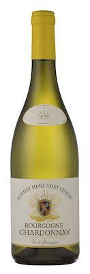 Domaine du Mont Saint Gilbert Bourgogne Chardonnay 75 cl. - Alc. 12,5% Vol.