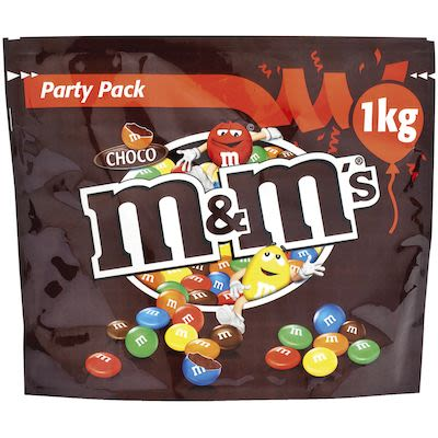 M&M'S Choco Party Pack 1 kg