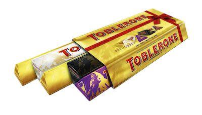 Toblerone Variety Pack 5x100 g