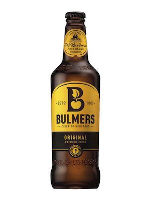 Bulmers Original Cider 12x50 cl. btls. - Alc. 4.5% Vol.