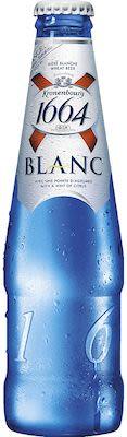 Kronenbourg 1664 Blanc 24x33 cl. btls. - Alc. 5% Vol.