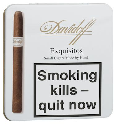 Davidoff Exquisitos 3x10 pcs