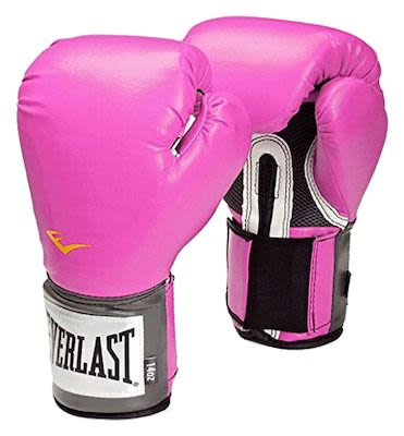 Everlast Pink Boxing Glove - 10 oz