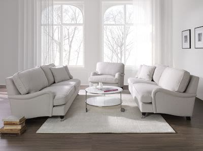 2-seater Kingston Fabric Couch